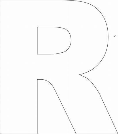 Letter Printable Cutouts Alphabet Tiles Letters Magazine