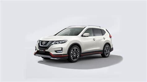 Nissan X Trail Backgrounds by Nissan X Trail Adds Nismo Performance Package In Japan