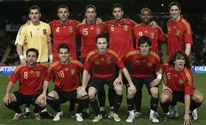 Equipe Foot Espagne Liste : l quipe d espagne de foot aigremont4e12esp ~ Medecine-chirurgie-esthetiques.com Avis de Voitures