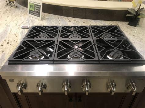 pin  annette webb  ge monogram kitchen kitchen appliances kitchen stove top
