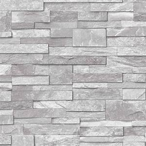 ideco home stone grey wallpaper a17202 With best brand of paint for kitchen cabinets with papier peint effet pierre