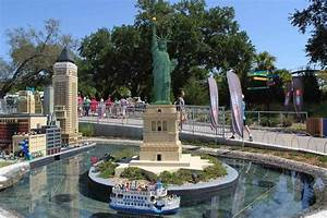 Statue Of Liberty Made Out Of Legos Picture Of Legoland