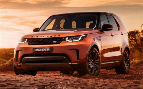 Land Rover Discovery Wallpapers by 2017 Land Rover Discovery Edition Au Wallpapers