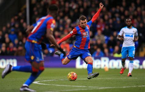 In pictures: Crystal Palace v Newcastle United at Selhurst ...