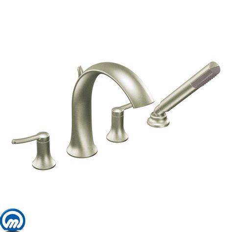 danze kitchen faucet faucet com ts21704bn in brushed nickel by moen