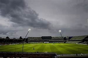Floodlights switched on for first time at edgbaston