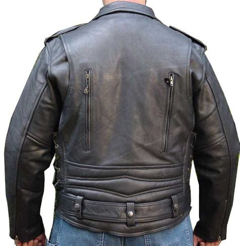 motorcycle riding leathers biker leather motorcycle riding jacket thick topgearleathers