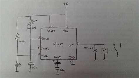 Timer Second Time With Potentiometer