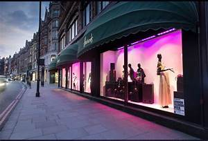 Harrods London Calling windows by SFD, London – UK ...