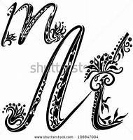 Letter M Font Styles