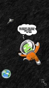 Jebediah Kerbal - Kerbal Space Program by GuilC on DeviantArt