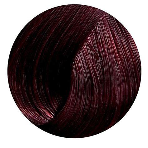 ir medium intense red permanent liquid hair color ion