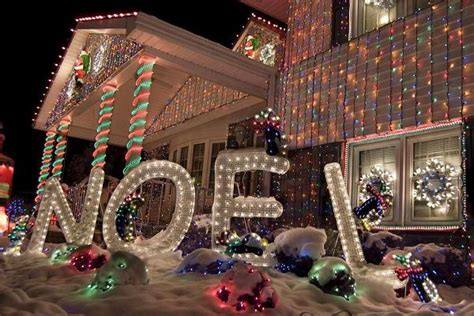 large exterior christmas decorations photograph large outd