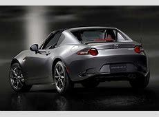 Fastback Mazda MX5 RF Stuns in New York Autosca