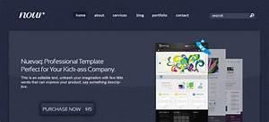 Nour  Complete Website Template