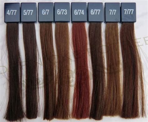 25+ Best Ideas About Wella Hair Color Chart On Pinterest