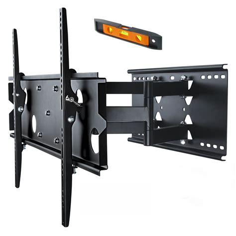 tv on wall mount 37 60 quot led lcd plasma tv motion tilt swivel pivot