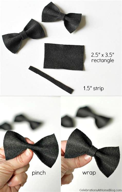 diy mini bow ties  dress   party celebrations  home