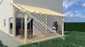 Idee De Pergola En Bois : 8 id es d utilisation de la pergola en bois stmb construction ~ Melissatoandfro.com Idées de Décoration