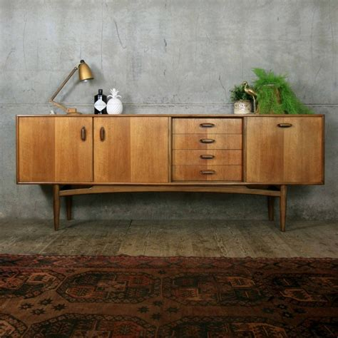 G Plan Teak Sideboard by Mid Century E Gomme G Plan Large Teak Sideboard Mustard