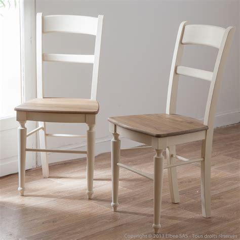 chaise de cuisine pas cher en bois idées de décoration