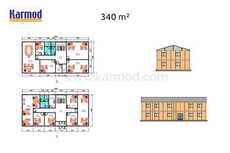 plan des bureaux plan bureau modulaire plan de construction de bureaux