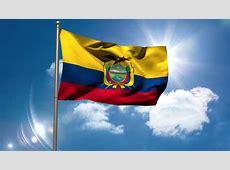 National Flag of Ecuador Ecuador National Flag Hisdtory
