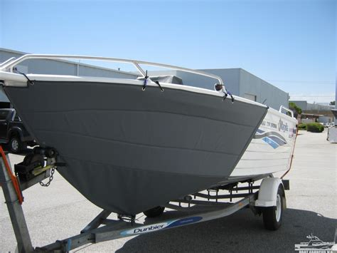 The Bow Of A Boat Where by Bow Protector Boat Canopies Wa