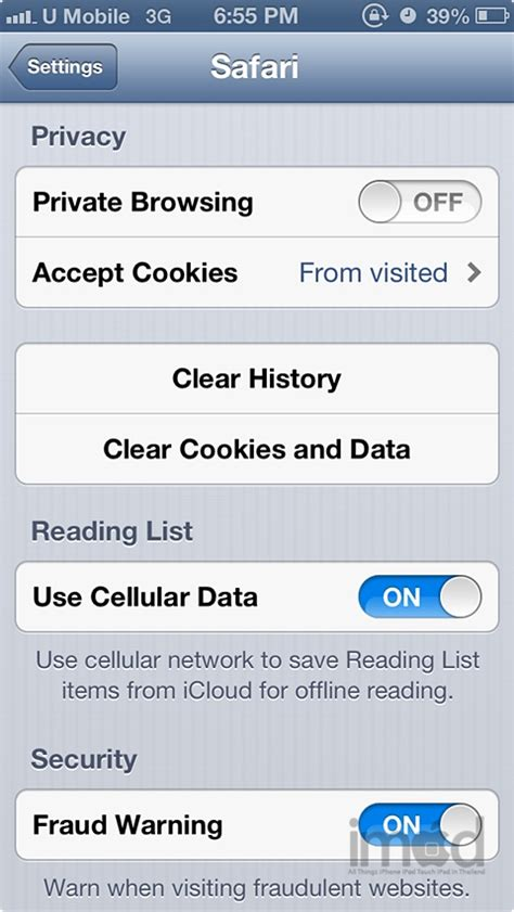 how to clear safari history and cookies on your iphone บล อกสาระน าร ว ธ เคล ย cache history cookie ของ