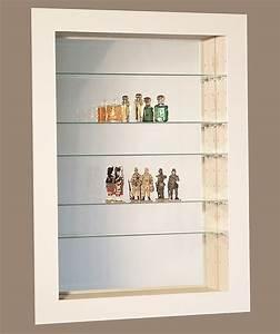 Vitrine Pour Petit Objet : vitrine loire blanche ~ Zukunftsfamilie.com Idées de Décoration