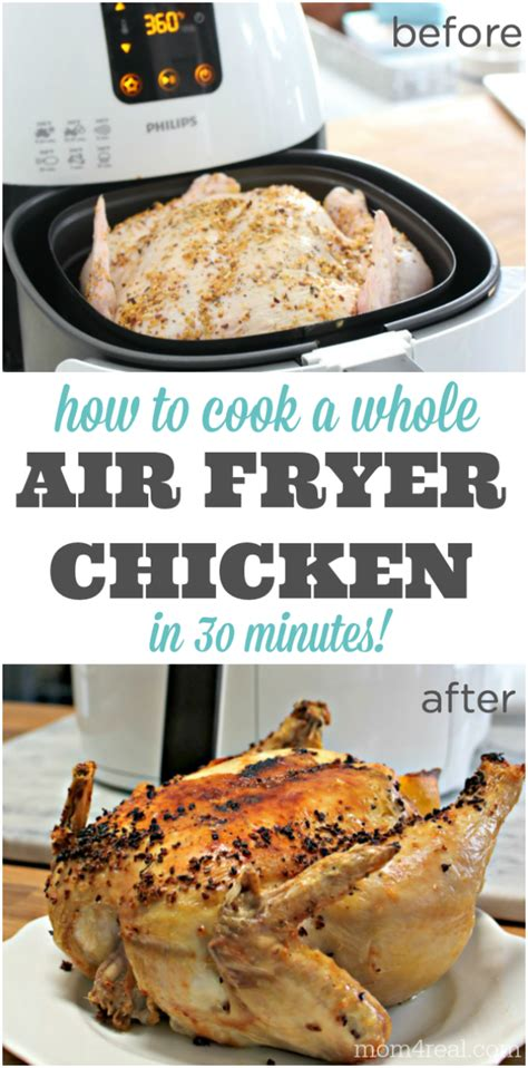 fryer air cook chicken whole cooking meals which many