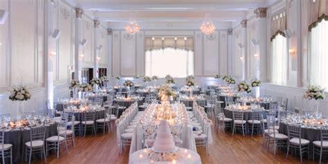 Marquis De Lafayette Weddings