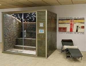 Luxus Sauna Für Zuhause : dampfbad optirelax blog ~ Sanjose-hotels-ca.com Haus und Dekorationen