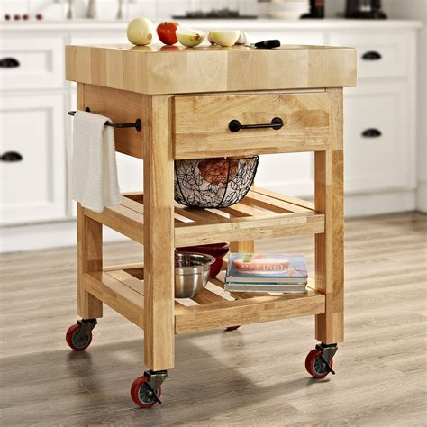 Rolling Kitchen Islands And Kitchen Island Carts Angie's