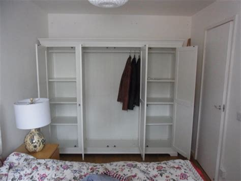 Reasonably Priced Wardrobes by Chantilly White Wardrobe The Cotswold Company
