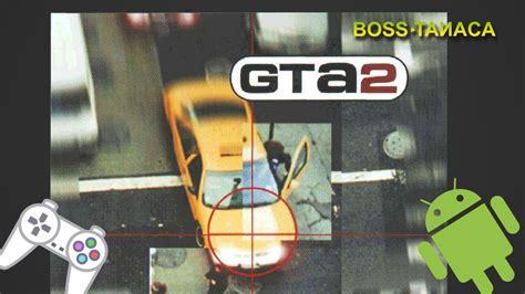 Grand Theft Auto 2 (gta 2) Ps1 On Android [epsxe Emulator