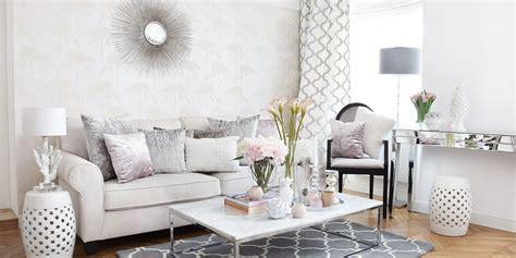 wohnzimmer   rosa weiss silber instashop