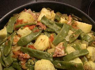 cuisiner pois mange tout recettes légumes poêlée de haricots mange tout