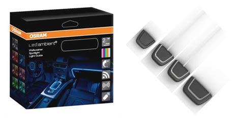 osram lade auto osram ledambient interior kit innenbeleuchtung ledint101