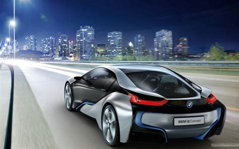 2012 Bmw I8 Concept 4 Wallpaper