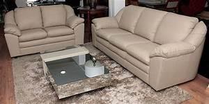 Sofa 2 60 M : conjunto sof de couro verona ~ Bigdaddyawards.com Haus und Dekorationen