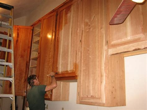 wood laminate cabinet refacing pdf how to refinish wood laminate cabinets diy free plans