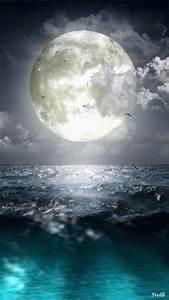 Gifs Animados De La Luna  Im U00e1genes De La Luna Con Movimiento