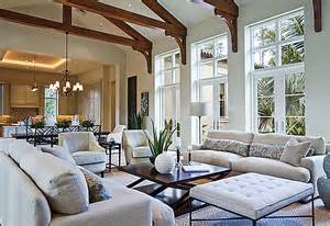 Large Great Room Decorating
