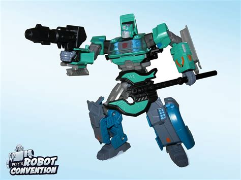 Unreleased Transformers Generations Kup (orion Pax Retool