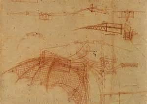 Macchina Volante Leonardo Da Vinci Design Per Una Macchina Volante Creta Di Leonardo Da