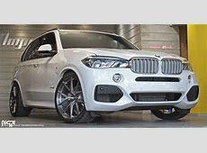 Car BMW X5 on Niche Forged Misano Wheels California Wheels