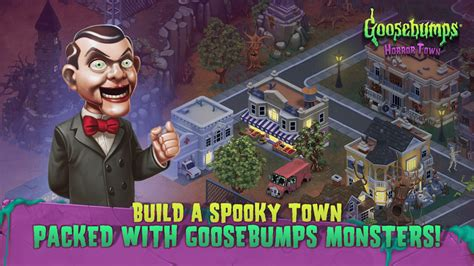 goosebumps town horror monsters horrortown apk game android builder pc mod money games pixowl scary mac windows mrguider droidwikies summary