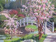 Breath of Spring Painting