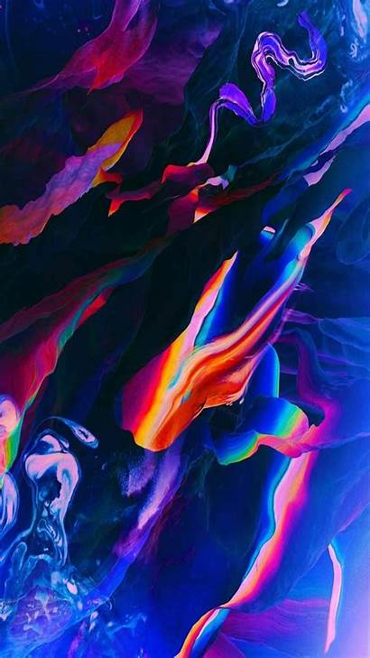 Gradient Abstract Amoled Wallpapers Liquid Aesthetic Cool